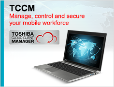 Toshiba Cloud Client Manager